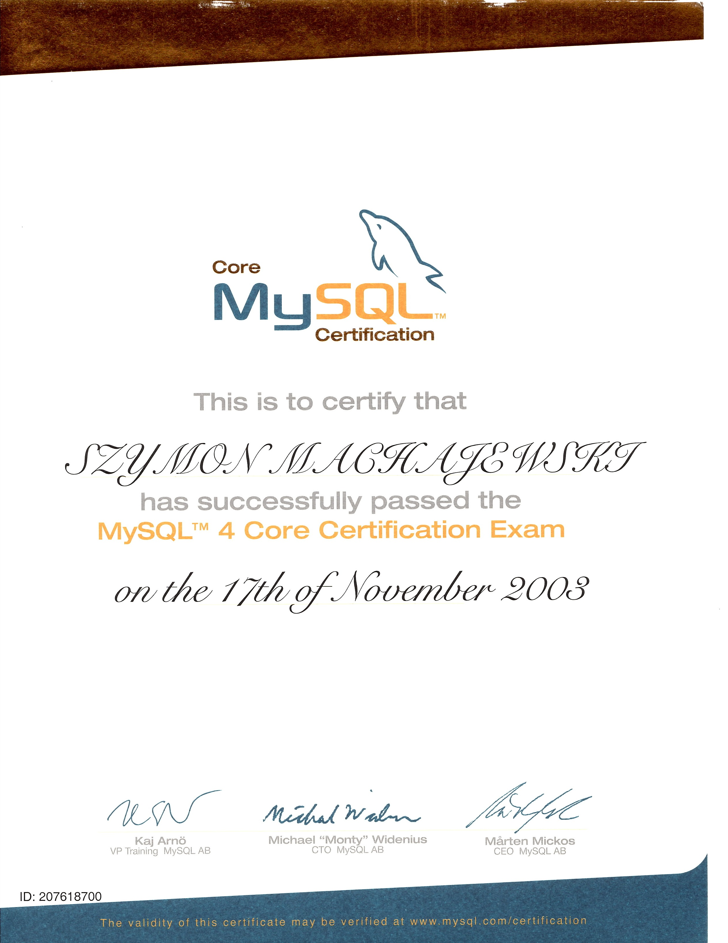 About mysql database dba core xflitez Gallery